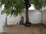 cementerio Fuendejalón tumba Maria