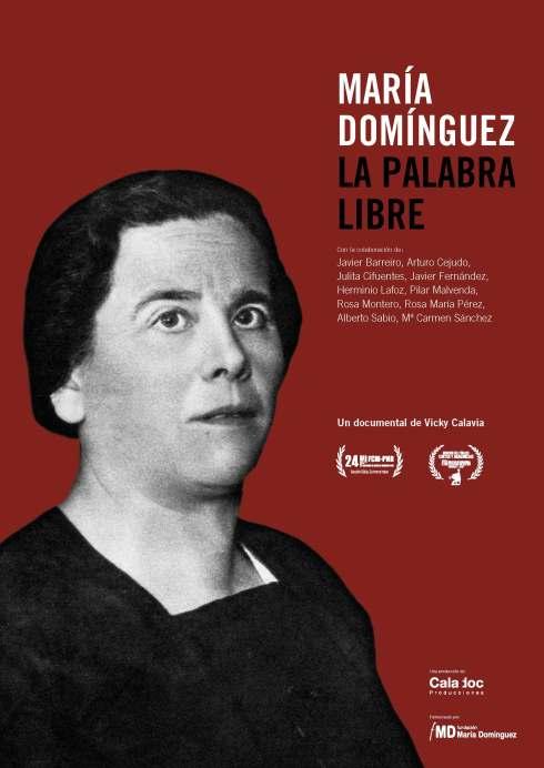 MARIA DOMINGUEZ Cartel Palmarés